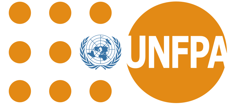 UNFPA logo - United Nations Population Fund